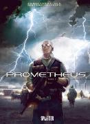 Cover-Bild zu Bec, Christophe: Prometheus 09. In der Dunkelheit