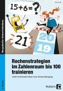 Cover-Bild zu Rechenstrategien im Zahlenraum bis 100 trainieren von Kraft, Ellen