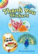 Cover-Bild zu Thank You Stickers von Kraft, Ellen