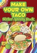 Cover-Bild zu Make Your Own Taco Sticker Activity Book von Kraft, Ellen Christiansen