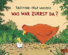 Cover-Bild zu Waechter, Philip: Was war zuerst da?