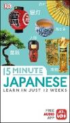 Cover-Bild zu eBook 15-Minute Japanese