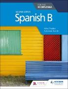 Cover-Bild zu eBook Spanish B for the IB Diploma Second Edition