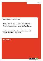 Cover-Bild zu Hofmann, Lisa: (Ein)Schnitt ins Leben - weibliche Genitalverstümmelung als Tradition