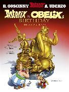Cover-Bild zu Goscinny, René: Asterix and Obelix's Birthday