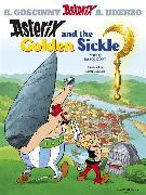 Cover-Bild zu Goscinny, René: Asterix and the Golden Sickle