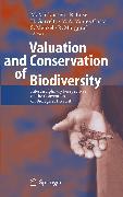 Cover-Bild zu Menzel, Susanne (Hrsg.): Valuation and Conservation of Biodiversity (eBook)