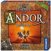 Cover-Bild zu Menzel, Michael: Die Legenden von Andor - Die Bonus-Box