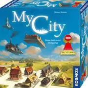 Cover-Bild zu Knizia, Reiner: My City