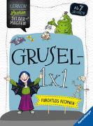 Cover-Bild zu Kramer, Matthias: Grusel-1x1