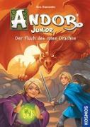Cover-Bild zu Baumeister, Jens: Andor Junior, 1, Der Fluch des roten Drachen (eBook)