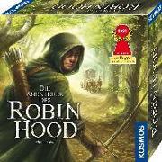 Cover-Bild zu Menzel, Michael: Die Abenteuer des Robin Hood