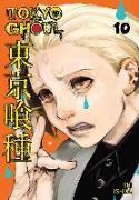 Cover-Bild zu Ishida, Sui: Tokyo Ghoul, Vol. 10