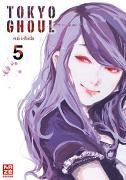 Cover-Bild zu Ishida, Sui: Tokyo Ghoul 05