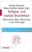 Cover-Bild zu Religion und soziale Distinktion von Kreutzer, Ansgar (Hrsg.)