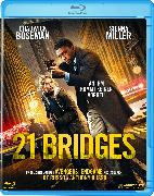 Cover-Bild zu 21 Bridges Blu ray