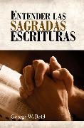 Cover-Bild zu eBook Entender las Sagradas Escrituras