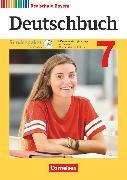 Cover-Bild zu Bildl, Gertraud: Deutschbuch, Sprach- und Lesebuch, Realschule Bayern 2017, 7. Jahrgangsstufe, Servicepaket mit CD-ROM, Handreichungen, diff. Kopiervorlagen, Schulaufgaben