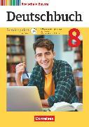 Cover-Bild zu Bildl, Gertraud: Deutschbuch, Sprach- und Lesebuch, Realschule Bayern 2017, 8. Jahrgangsstufe, Servicepaket mit CD-ROM, Handreichungen, diff. Kopiervorlagen, Schulaufgaben