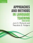 Cover-Bild zu Approaches and Methods in Language Teaching von Richards, Jack C.