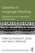 Cover-Bild zu Creativity in Language Teaching (eBook) von Jones, Rodney H. (Hrsg.)
