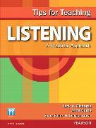 Cover-Bild zu Tips for Teaching Listening: A Practical Approach von Richards, Jack C.