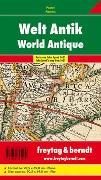 Cover-Bild zu Welt antik, Karte von John Speed 1651, Poster. 1:35'000'000
