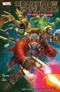 Cover-Bild zu Van Lente, Fred: Guardians of the Galaxy: Die Jagd auf Thanos