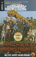 Cover-Bild zu Fred Van Lente: Archer & Armstrong Volume 6