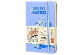 Cover-Bild zu Moleskine: Moleskine Alice's Adventures in Wonderland. Plain Notebook. Limited Edition unliniert
