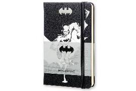 Cover-Bild zu Moleskine: Moleskine Batman. Plain Notebook. Limited Edition unliniert