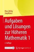 Cover-Bild zu Aufgaben und Lösungen zur Höheren Mathematik 1