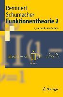 Cover-Bild zu Funktionentheorie 2
