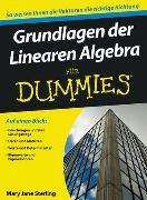 Cover-Bild zu Grundlagen der Linearen Algebra für Dummies