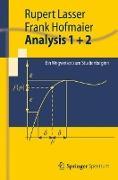 Cover-Bild zu Analysis 1 + 2