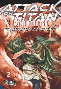 Cover-Bild zu Isayama, Hajime: Attack on Titan - Before the Fall, Band 02