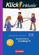 Cover-Bild zu Klick! inklusiv 5./6. Schuljahr. Geometrische Grundbegriffe. Arbeitsheft 4 von Gerling, Christel