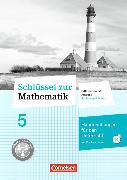 Cover-Bild zu Schlüssel zur Mathematik 5. Schuljahr . Handreichungen für den Unterricht, Kopiervorlagen mit CD-ROM von Breucker, Thomas