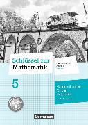 Cover-Bild zu Schlüssel zur Mathematik 5. Schuljahr. Differenzierende Ausgabe. Handreichungen für den Unterricht mit Kopiervorlagen. HE von Breucker, Thomas