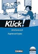 Cover-Bild zu Klick! Mathematik 4. Schuljahr. Kopiervorlagen von Burkhart, Silke