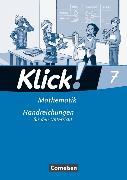 Cover-Bild zu Klick! Mathematik 7. Schuljahr. Handreichungen für den Unterricht von Gerling, Christel
