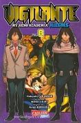 Cover-Bild zu Horikoshi, Kohei: Vigilante - My Hero Academia Illegals 8