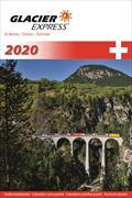 Cover-Bild zu Cal. Glacier-Express Ft. 14,8x22 2020