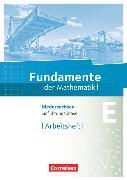 Cover-Bild zu Fundamente der Mathematik. Einführungsphase. Arbeitsheft mit Lösungen. NI von Oselies, Reinhard