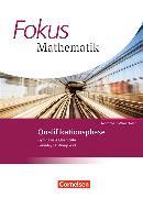 Cover-Bild zu Fokus Mathematik S2. Qualifikationsphase. Schülerbuch. NW von Belthle, Friedhart