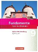 Cover-Bild zu Fundamente der Mathematik 9. Schuljahr. Schülerbuch. BW von Altherr, Stefan