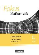 Cover-Bild zu Fokus Mathematik 5. Schuljahr. Lösungen. RP von Ofner, Yvonne