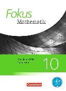 Cover-Bild zu Fokus Mathematik 10. Schuljahr. Ausgabe 2015. Schülerbuch. RP von Ofner, Yvonne