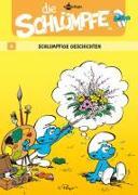 Cover-Bild zu Peyo: Die Schlümpfe 08. Schlumpfige Geschichten