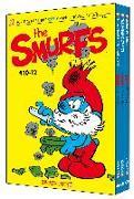 Cover-Bild zu Peyo: Smurfs Graphic Novels Boxed Set: Vol. #10-12, The